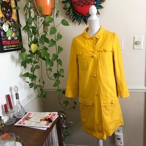 60s/70s Vintage Yellow Carriage Corner Jacket